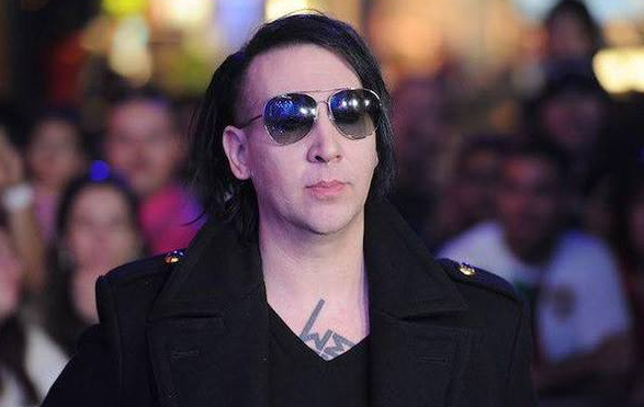 Marilyn Manson's tenth album will be called SAY10