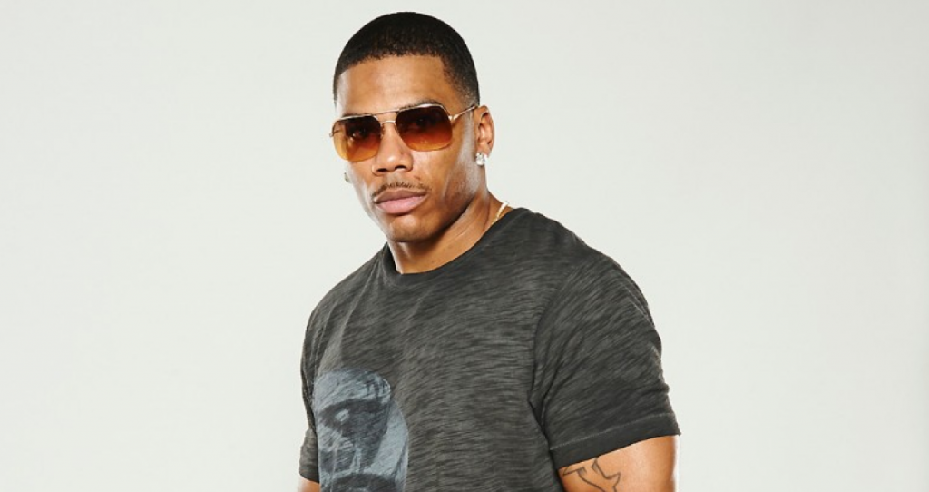 Is with who now nelly Who does
