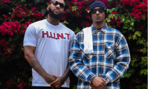Snoop Dogg and The Game protest police brutality in Los Angeles