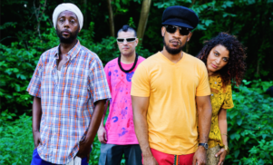 Prince Paul, Digible Planets' Ladybug Mecca and more announce debut album as BROOKZILL!