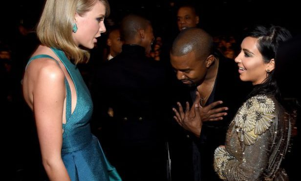 Taylor Swift threatened Kanye West with legal action over 'Famous' lyric