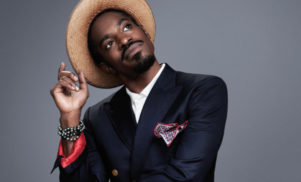 Watch André 3000 narrate human history on Adult Swim