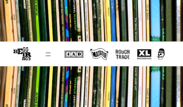 4AD, Rough Trade, XL and more Beggars Group labels hacked