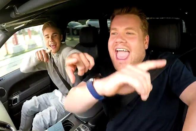 James Corden's Carpool Karaoke to become Apple Music series