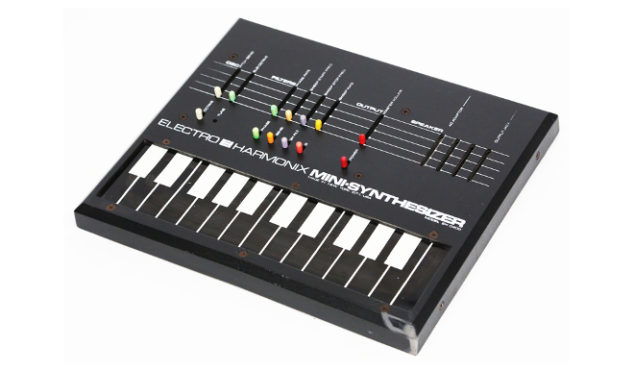 One of the quirkiest synths of the '80s gets an iOS app