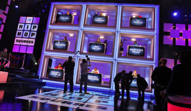 Ice Cube to reboot Hollywood Squares
