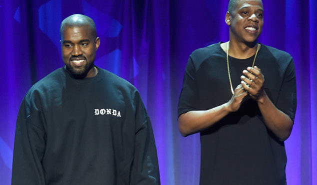 Kanye West calls for end to 'beef' between Apple and Tidal