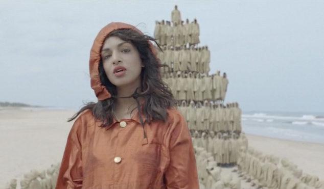 M.I.A accuses MTV of racism over 'Borders' VMAs snub