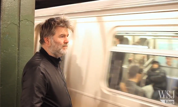 James Murphy's 'Subway Symphony' to soundtrack underground New York City park