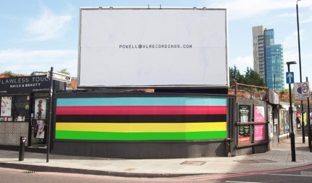 Powell has put his email address on a billboard and wants you to ask him anything