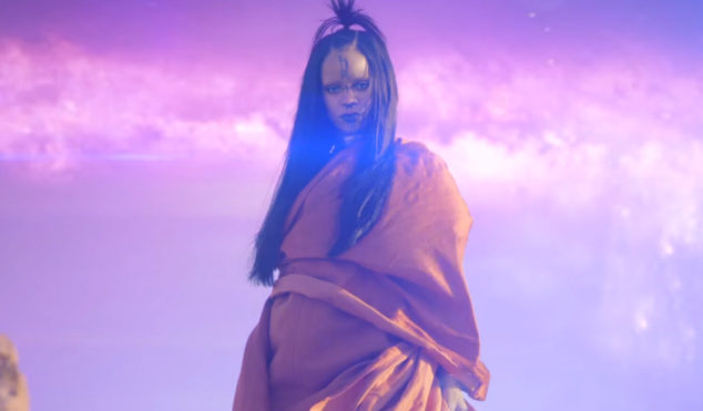 The week's best videos: Rihanna's Star Trek fan-fic, Jamie xx and twerking