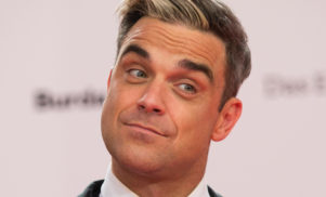 Robbie Williams has released his own emojis and they're terrible