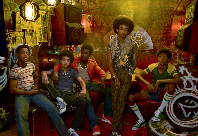 Nas soundtracks trailer for Baz Luhrmann's hip-hop drama The Get Down