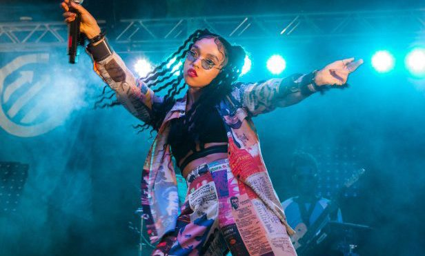 Watch what happened at FKA twigs' dance class in Baltimore
