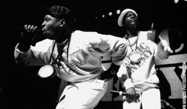 Normski's classic shots capture hip-hop on the brink of world domination, from Public Enemy to Salt-N-Pepa