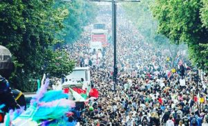 Notting Hill Carnival arrests hit record high amid criticism of police operation