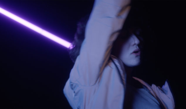 Jessy Lanza goes for a night ride in the video for 'Oh No'