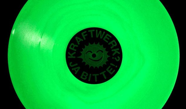 Kraftwerk covers released on limited edition glow-in-the-dark vinyl
