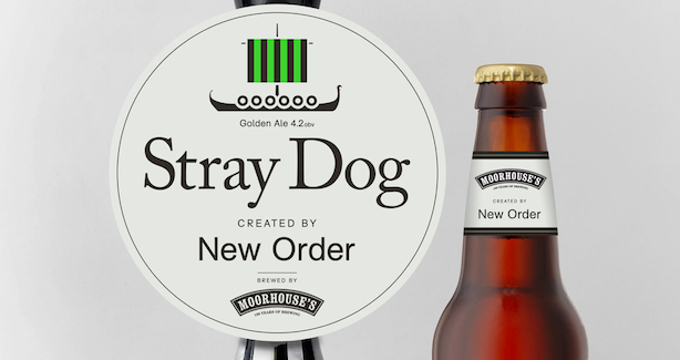 New Order to release their own beer this fall