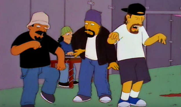The Simpsons is doing an hour-long hip-hop-themed episode