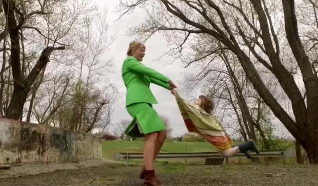 Watch Jenny Hval's intimate 'Conceptual Romance' video