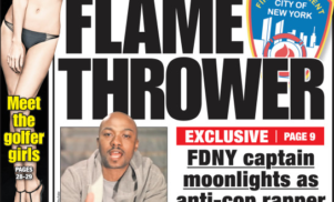 """New York Post under fire for """"disgusting"""" front page attack on Brooklyn rapper Ka"""