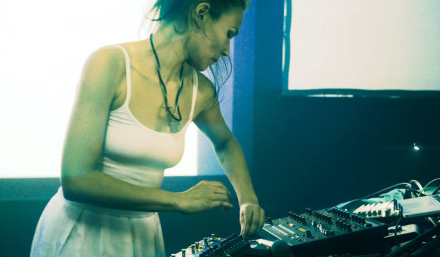 """""""Clubs are the new temples"""": The ritualistic live celebration of Aïsha Devi"""