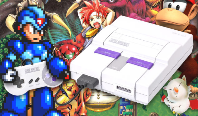 The five best Super Nintendo soundtracks of all time