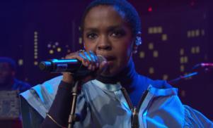 Watch Lauryn Hill's performance on Austin City Limits