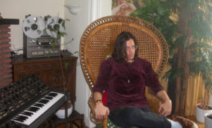 Legowelt releases classical-inspired album recorded with harmonium