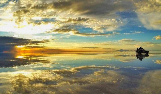 Stars Of The Lid's Adam Wiltzie soundtracks the wondrous Salar de Uyuni in Salero