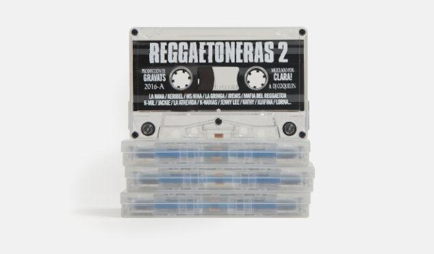 Low Jack's Editions Gravats releases female MCs-only reggaeton mixtape