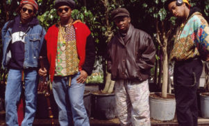 A Tribe Called Quest have recorded a new album