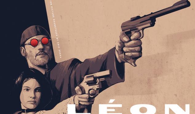 Érik Serra's score for Léon: The Professional gets first vinyl release