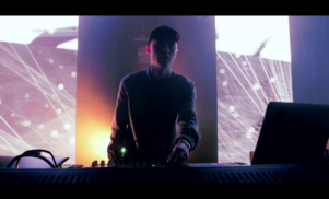 Watch a captivating live set from Lapalux