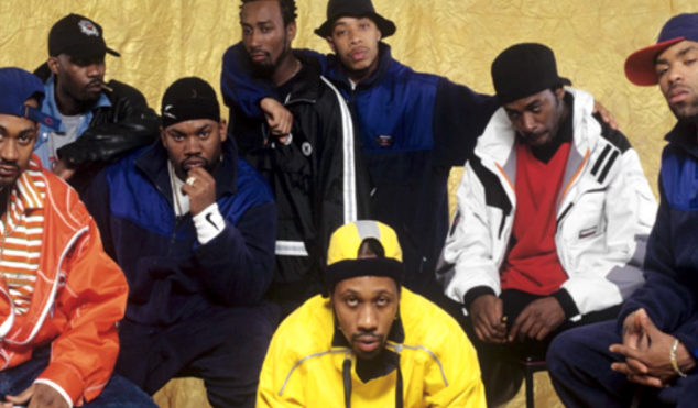 Hear an incredible 50-minute Wu-Tang Clan freestyle from 1997