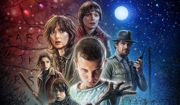 Stranger Things soundtrack finally coming to vinyl