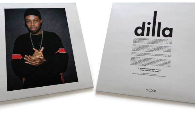 Rappcats to release Kanye-produced version of J Dilla's 'The Anthem' on limited edition vinyl