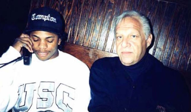 Jerry Heller, ex-manager for N.W.A and Eazy-E, dead at 75