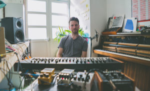 Rival Consoles guides us through the gear he uses to make his intricate electronica