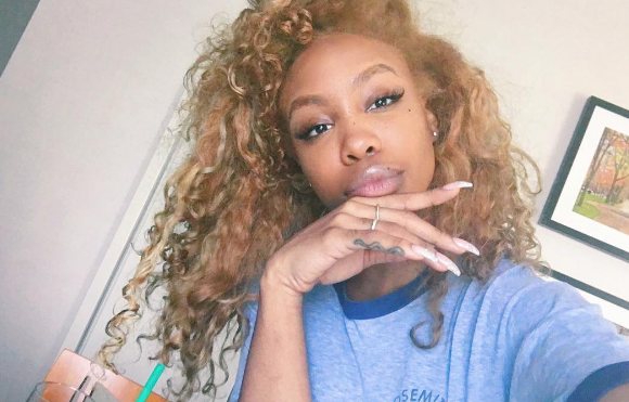 "SZA says she was ""roughed up"" by police in Philadelphia this weekend"