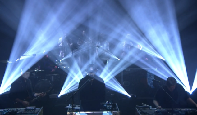 Watch Bon Iver debut '8 (circle)' on The Tonight Show