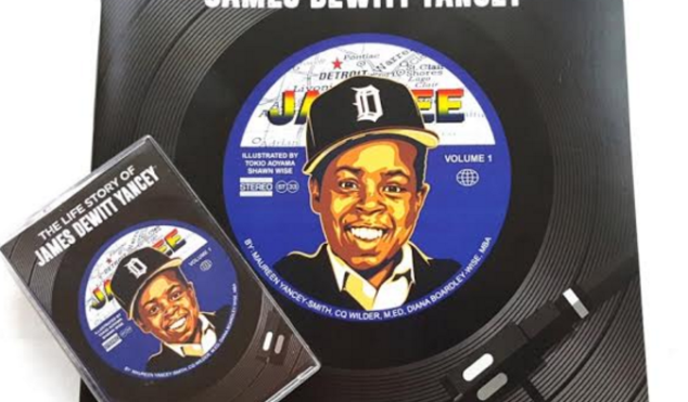 Children's book based on the life of J Dilla set for release