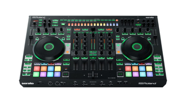 Serato and Roland combine an 808 drum machine with a DJ controller