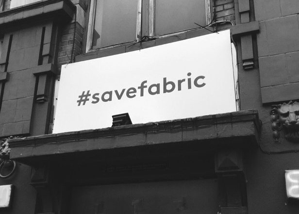 Fabric raises over £128,000 for their court appeal against its recent closure