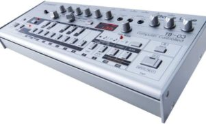 Images emerge of Roland's boutique TB-303 and TR-909
