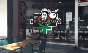 Tupac Shakur inspires a pop-up restaurant