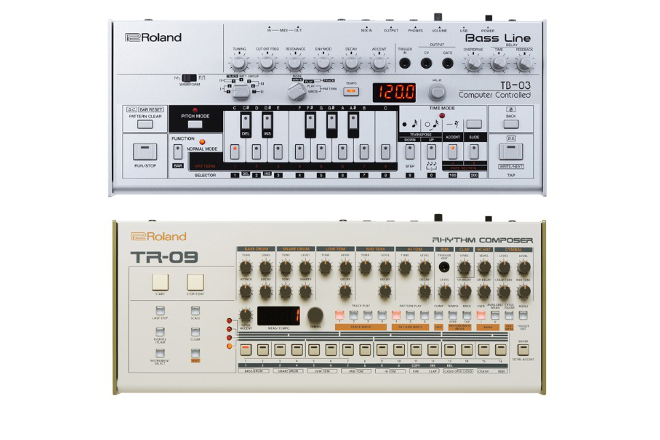 Roland confirms reissues of classic 303 and 909 instruments