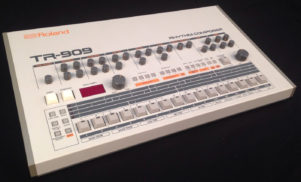 Celebrate techno's favourite drum machine with an exclusive playlist of TR-909 classics