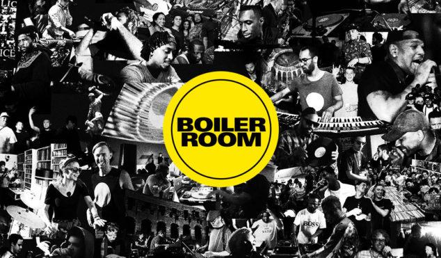 Boiler Room shuts down its chatroom